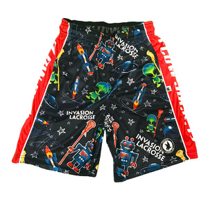 Mens Flow Invasion Attack Shorts