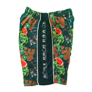 Boys Touch Down Flow Attack Shorts