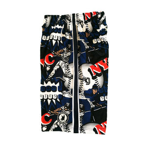 Boys NYC Baseball Attack Short