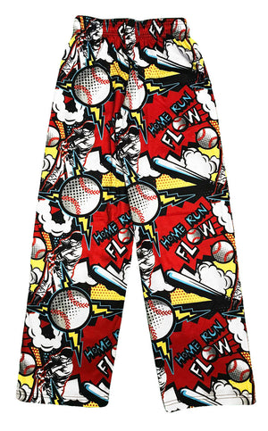 Boys Home Run Lounge Pants