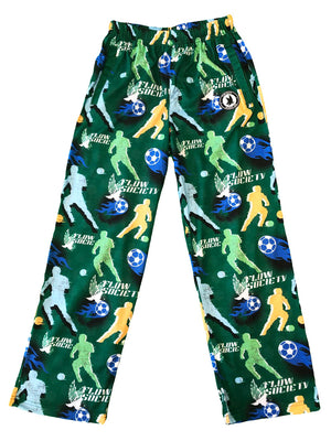 Boys Goal Flow Lounge Pants