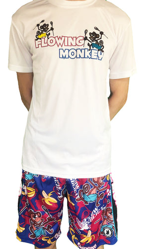 Boys Flowing Monkey Outfit