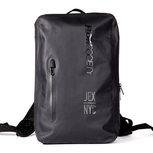 Flow Society + JEX NYC Backpack
