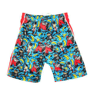 Boys Monkey Suit Attack Short