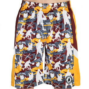 Boys Cleveland Basketball Shorts