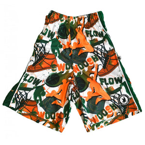 Boys Flow Swoosh Attack Short