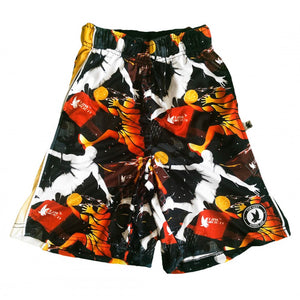Mens Flow Dunk Attack Short
