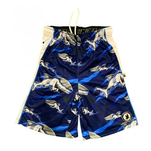 Boys Great White Flow Attack Short