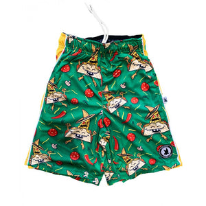 Boys Bad Hombre Flow Attack Short
