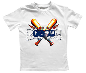 Boys Baseball Flow Tee Shirt