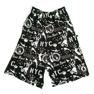 Boys Brooklyn Hoops Attack Short