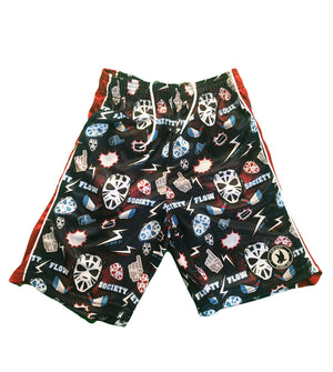 Boys Hat trick Attack Shorts