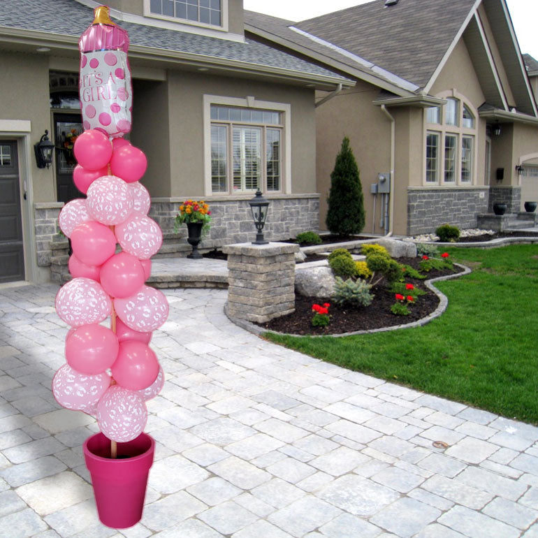 Balloon Stake - Baby Shower