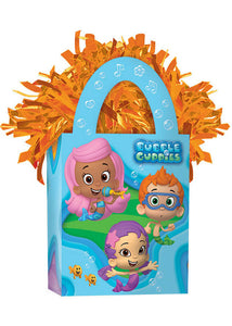 Bubble Guppies Balloon Weight - Mini Tote Bag Balloon Weight
