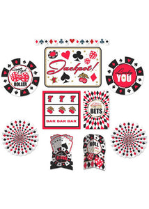 Place Your Bets - Decoration - Room Kit 10pc