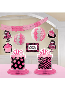 Another Year of Fabulous Decorating Kit - Room Decorating Kit 10pk