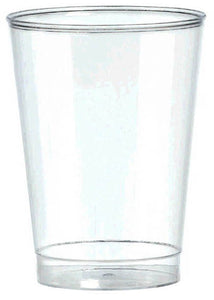 Cup - 10oz Plastic Cup - 10oz Plastic Cup 72pk Big Party Pack