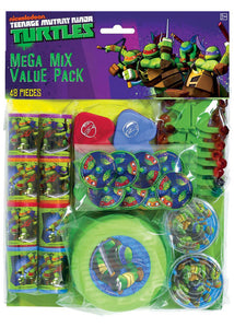 Teenage Mutant Ninja Turtles - Loots - Mega Mix Value Pack 48pc