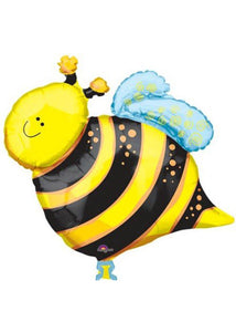 Bug - Bumble Bee SuperShape 24in Foil Balloon