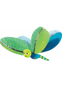 Bug - Dragonfly SuperShape 49in Foil Balloon