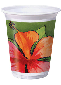 Bamboo Weave - Tableware - Cup - 16oz Plastic - 8pk