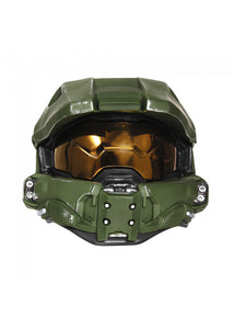 HALO - Master Chief Light-Up Deluxe Helmet - Adult