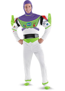 Toy Story - Buzz Lightyear - Deluxe with Glow Sticks