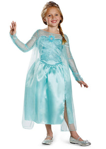 Disney Frozen - Elsa Snow Queen Gown