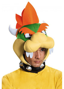 Super Mario Bros. - Bowser Headpiece