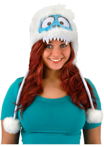 Rudolph The Red-Nosed Reindeer - Bumble Hoodie Hat