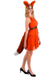 Fox - Deluxe Oversized Fox Tail