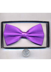 Bow Tie - Purple