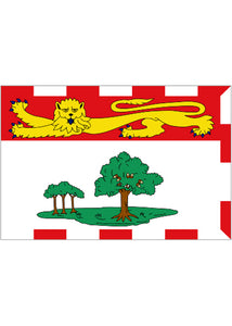 3x5ft Flag-Prince Edward Island