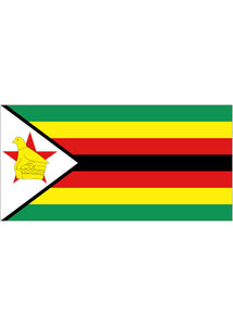 3x5ft Flag-Zimbabwe