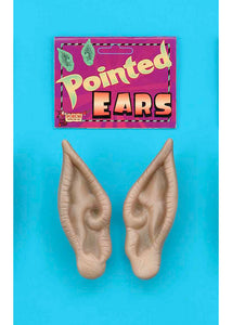 Ears - Pointed Beige Ears 2pk.