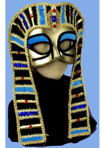 Mask- Egyptian/Cleopatra Jeweled Eye Mask