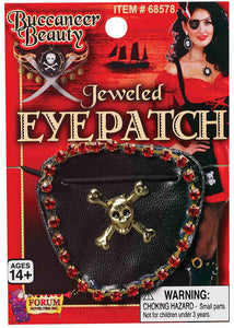 Eye Patch - Buccaneer Beauty Eye Patch