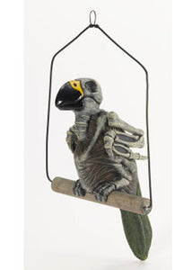 Parrot - Zombie Parrot on Hanging Perch