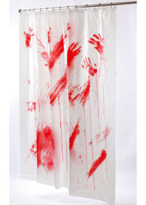 Shower Curtain - Bloody