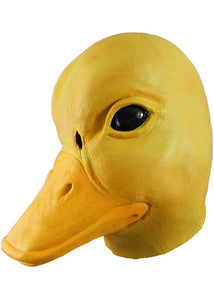 Duck Latex Mask
