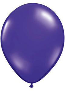 Purple - Quartz Purple Tone 11in Latex Balloon 100pk