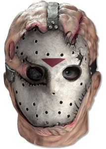 Friday The 13th - Deluxe Jason Latex Mask