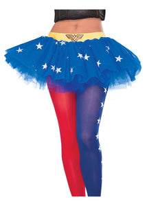 Wonder Woman TuTu Skirt