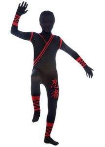 2nd Skin Morph-Like Suit - Ninja