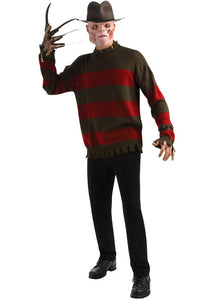 Nightmare On Elm Street - Freddy Krueger Sweater - Deluxe