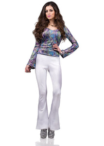 Disco Pants (Women) - White