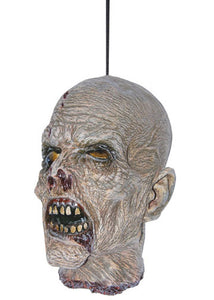 Zombie Hanging Latex Head