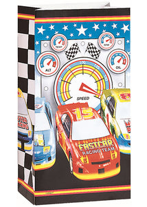 Loot Bag - Victory Lane Racing Loot Bags 10pk