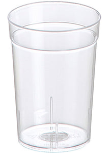 Shot - 1.65oz Plastic Shot Glasses 20pk - Clear
