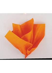 Tissue - Designer Quality Tissue Sheets-Orange 10pk